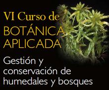 VI Curso Botánica Aplicada