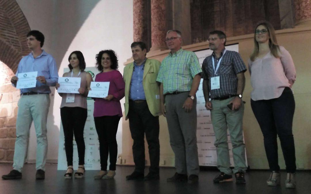 La investigadora palentina Olaya Mediavilla Santos consigue un Premio en el concurso 3MT del 7º Congreso Forestal Español por su innovador trabajo sobre la producción integrada de Boletus.